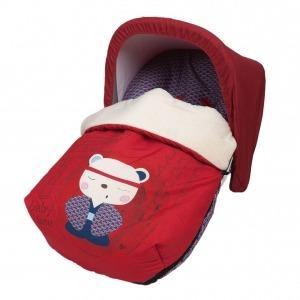 Saco Porta bebé Japón Chico (capota no incluida)