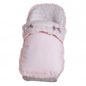 Saco de silla Caramelo rosa