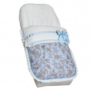 Saco de silla Paseos de Toile Azul