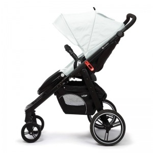 Silla de paseo Casualplay Loop Ice + Bolso Ice