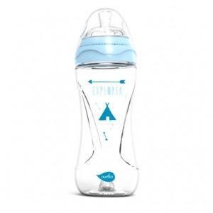 Biberon 330 ml Anticolico Azul de Nuvita