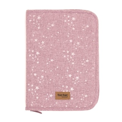 Funda Porta documentos Tuc Tuc Weekend Constellation Rosa