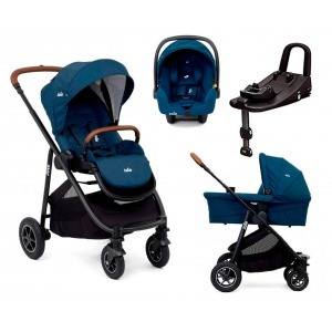 Carrito Trio Joie 2020 Versatrax + i-Base Advance