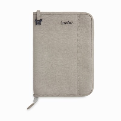 Funda Porta documentos Tuc Tuc Love Gris