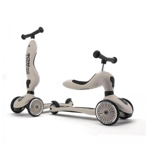 Patinete 2 en 1 Scoot And Ride Highwaykick One Ash