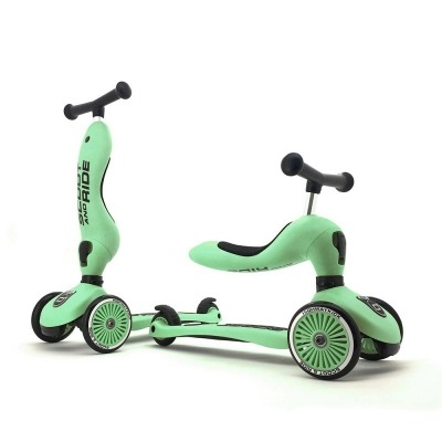 Patinete 2 en 1 Scoot And Ride Highwaykick One Kiwi
