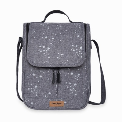 Mochila Térmica de Tuc Tuc Weekend Constellation Gris