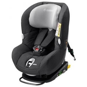 Silla de coche de los Grupos 0+ y 1 Bebé Confort Milofix Black Crystal