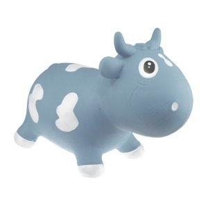Vaca saltarina Kidzzfarm Betsy Azul