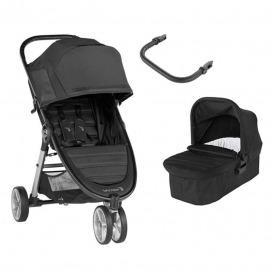 foto Carrito Dúo Baby Jogger City Mini 2 3 ruedas (varias opciones)