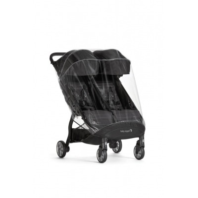 Burbuja de lluvia City Tour 2 Double Baby Jogger