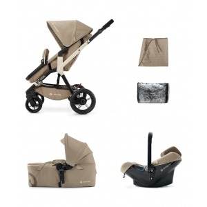 Cochecito Concord Wanderer 2016 Mobility Set Almond Beige