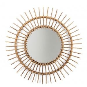Espejo de ratán Aura 90 cm de Childhome