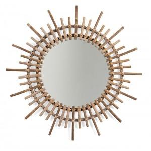 Espejo de ratán Fondi 60 cm de Childhome