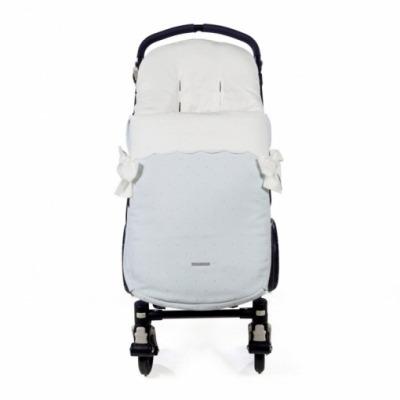 Saco universal silla de paseo Azul de Pasito a Pasito