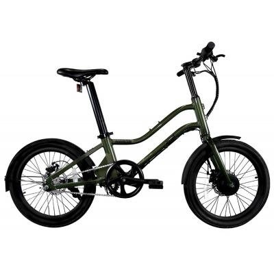 Bicicleta eléctrica Ryme Bikes Urban Nairobi