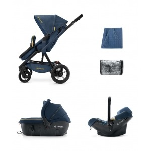 Cochecito Concord Wanderer 2016 Travel Set Denim Blue