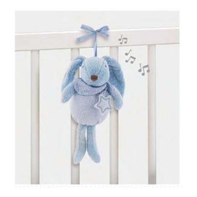 Conejo Musical Pasito a Pasito Etoile Azul