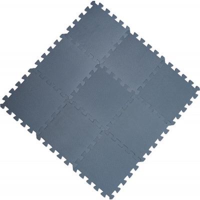 Alfombra de Juegos Azul Polvo