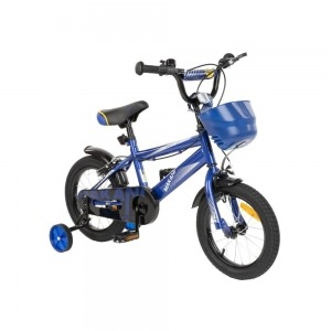 Bicicleta para niños Makani 14`` Diablo Azul