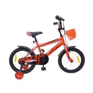 Bicicleta infantil de 16 Pulgadas Makani Diablo Rojo