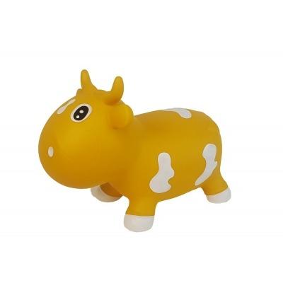 Vaca saltarina Kidzzfarm Bella Mustard