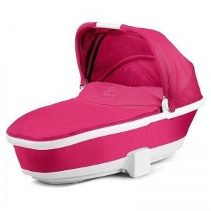 Capazo Quinny Plegable Car Cot Pink Pasion