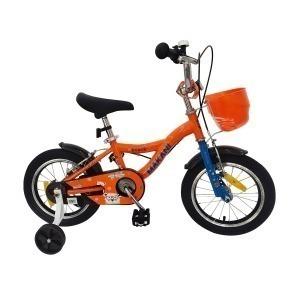 Bicicleta infantil de 14 Pulgadas Makani Bentu Naranja