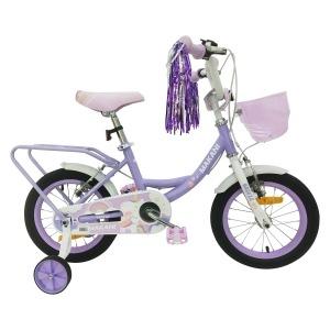 Bicicleta infantil de 14 Pulgadas Makani Breeze Púrpura
