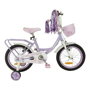 Bicicleta infantil de 16 Pulgadas Makani Breeze Púrpura