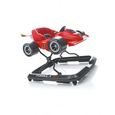 Andador Formula kid Team GPS Rojo G74 de Jane