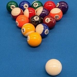 Bolas de Billar Masgames de 57,2 mm