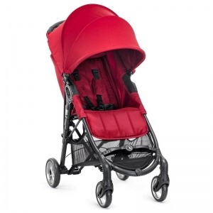 Silla de paseo Baby Jogger City Mini Zip Roja