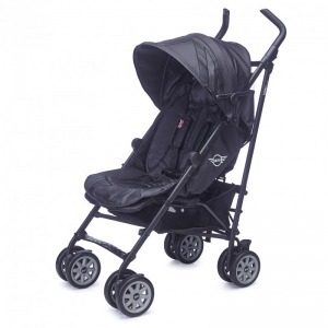 Silla de paseo Easywalker Mini Buggy XL 2017 Midnight Black