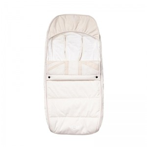Saco de invierno Footmuff Easywalker Mini Stroller Pepper White Jack