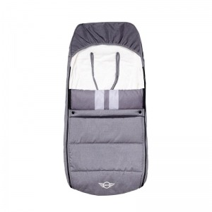Saco de invierno Footmuff Easywalker Mini Stroller Moonwalk Grey