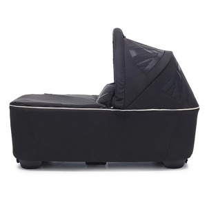 Capazo Easywalker Carrycot para Mini Stroller Black Jack