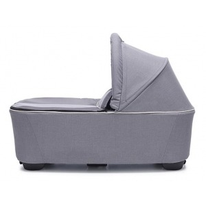 Capazo Easywalker Carrycot para Mini Stroller Moonwalk Grey