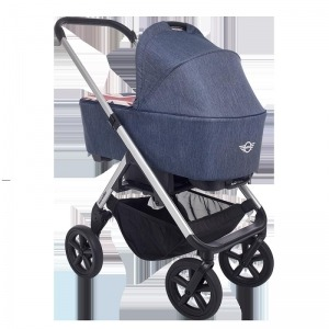 Tapizado Easywalker Mini Stroller Union Jack Denim