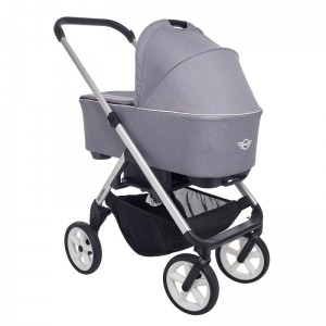 Tapizado Easywalker Mini Stroller Moonwalk Grey