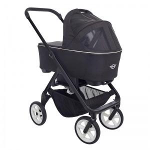 Cochecito Easywalker Mini Stroller New Black ruedas negras