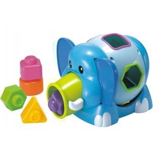 Elefantino Miniland en estuche abierto