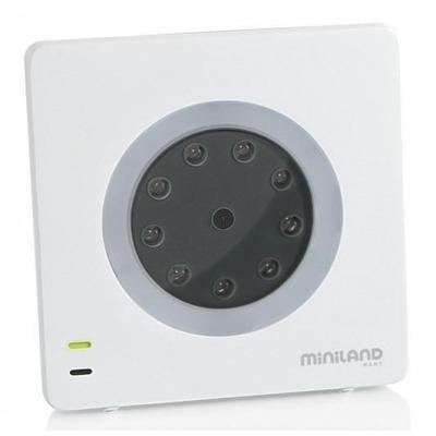 Camara adicional para vigilabebes Miniland Touch 3,5