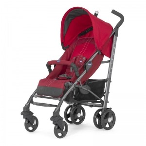 Silla de paseo Chicco Lite Way 2 2017 Red