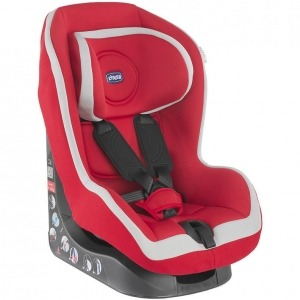 Silla de coche del Grupo 1 de Chicco New Go One 2016 Red