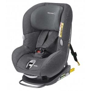 Silla de coche de los Grupos 0+ y 1 Bebé Confort Milofix Sparkling Grey