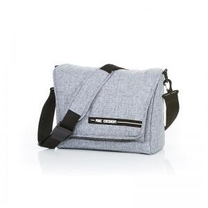 Bolso Abc Design Fashion Graphite Grey