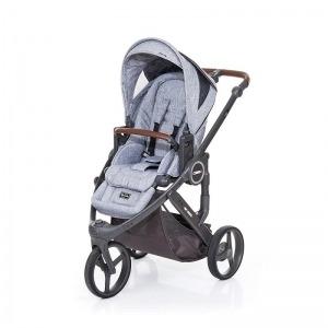 Silla de paseo Abc Design Cobra Plus Chasis Cloud Asiento Graphite Grey Graphite Grey + Burbuja + Manoplas