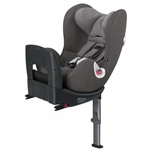 Silla de coche Cybex Sirona 2016 Plus Platinum Manhattan Grey