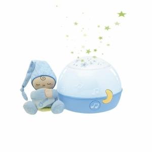 Proyector Buenas Noches Estrellitas de Chicco Azul